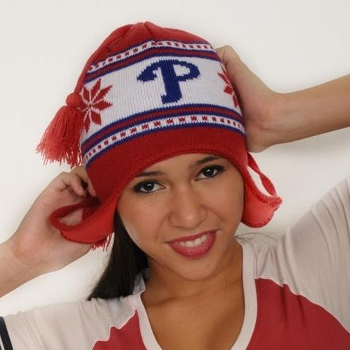 Philadelphia Phillies '47 Brand Wampa Winter Hat