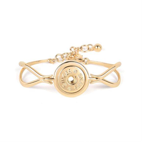 Ginger Snaps Moonlit Bracelet Gold