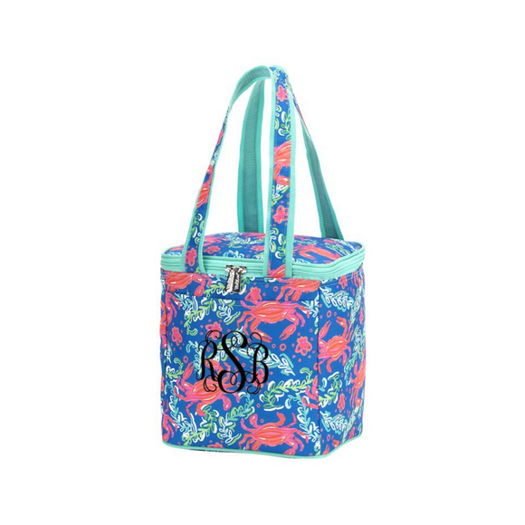 Viv & Lou Sand Hopper Cooler Personalized