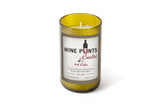 Irish Coffee Scent Wine Punt Candle