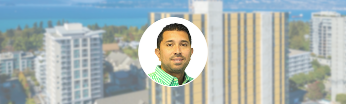Q&A With Our New Architectural Solutions Representative Nicolas Vanegas