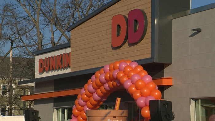 Dunkin Donuts Opens New Concept Store in Quincy, MA