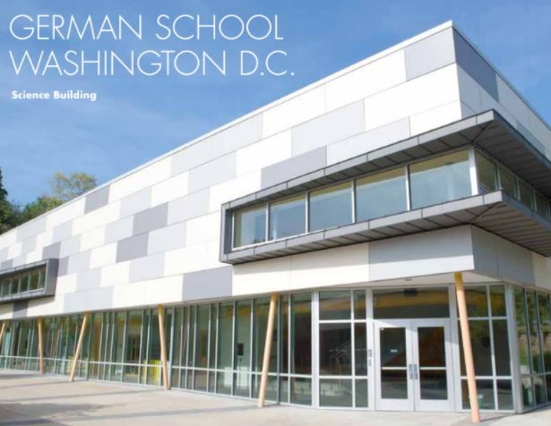 GERMAN SCHOOL WASHINGTON D.C.