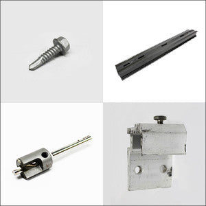 Concealed Fastening Components
