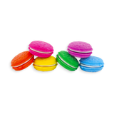 Ooly Macarons Scented Erasers - Set of 6 - The Milk Moustache