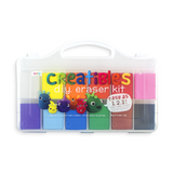 Creatibles DIY Erasers Kit - Set of 12