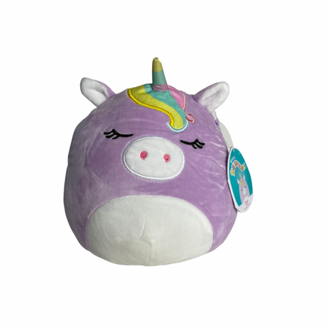 "8"" Silvia Unicorn Squishmallow - The Milk Moustache"