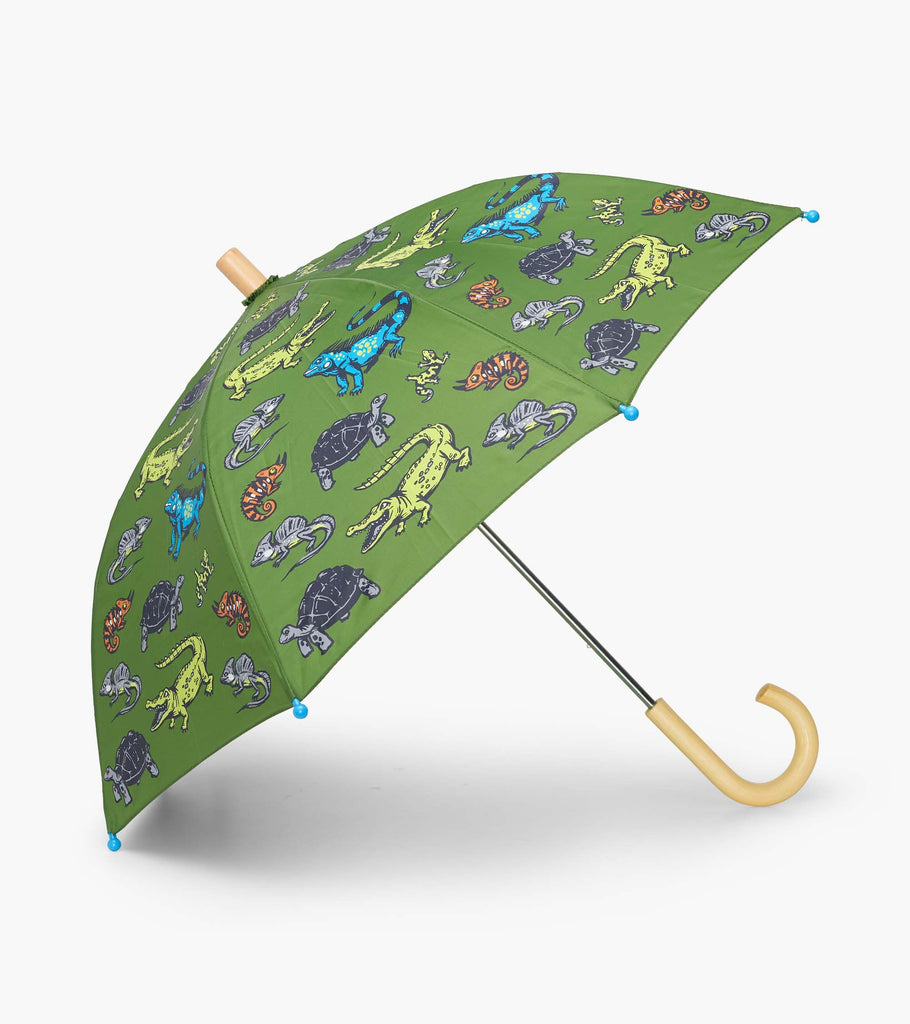 Hatley Umbrella - Aquatic Reptiles - The Milk Moustache