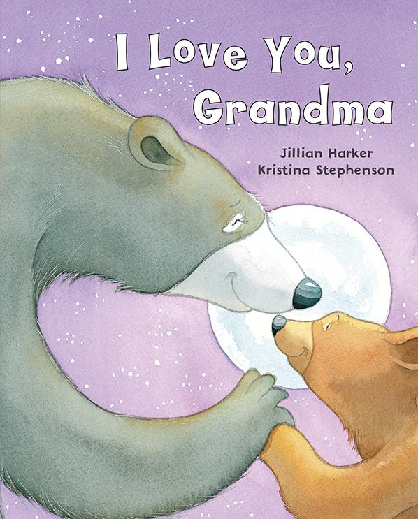 I Love You, Grandma Board Book - The Milk Moustache