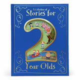 A Collection of Storie for 2-Year Olds Picture Book