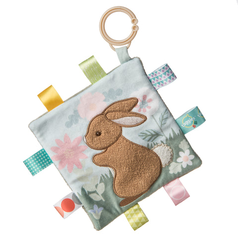 Mary Meyer Taggies Harmony Bunny Crinkle Teether - The Milk Moustache