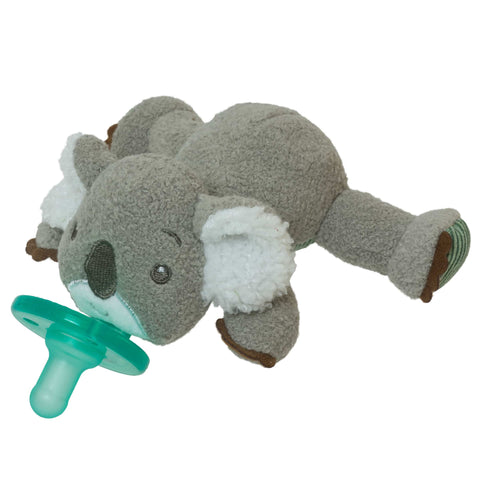Down Under Koala Wubbanub Pacifier Plush - The Milk Moustache