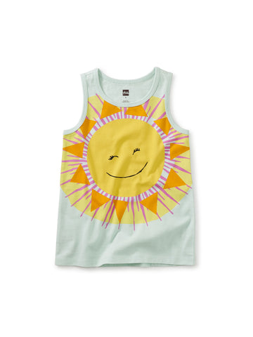 Tea Collection Mostly Sunny Tank - The Milk Moustache