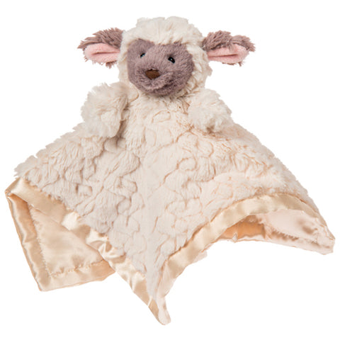 Putty Nursery Lamb Character Blanket - The Milk Moustache