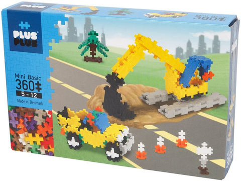 Plus-Plus Construction Toy - 360-Piece Construction