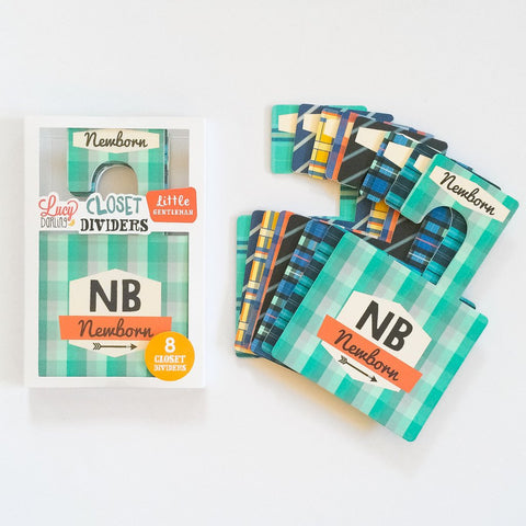 Little Gentleman Closet Dividers