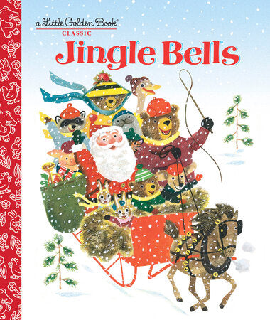 Little Golden Book Classic Jingle Bells