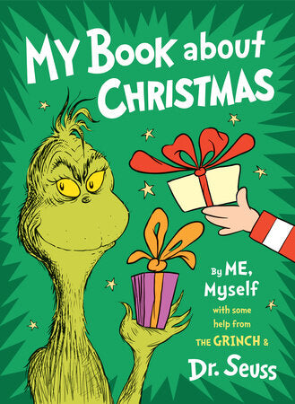 My Book About Christmas Activity Book