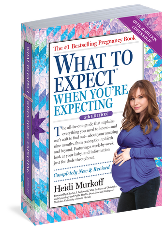 What to Expect When You're Expecting - 5th Edition - The Milk Moustache