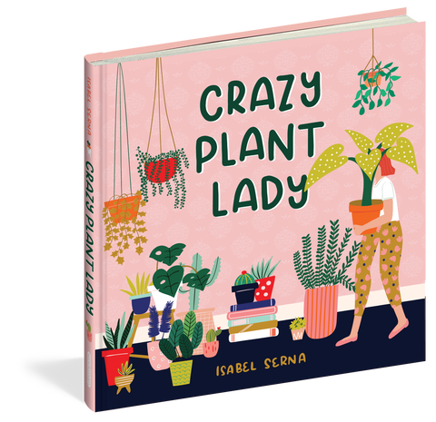 Crazy Plant Lady - The Milk Moustache