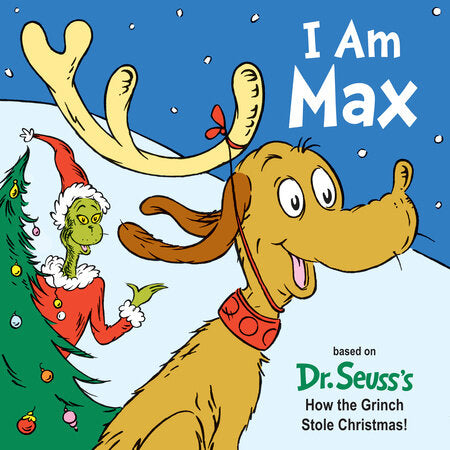 I Am Max Board Book