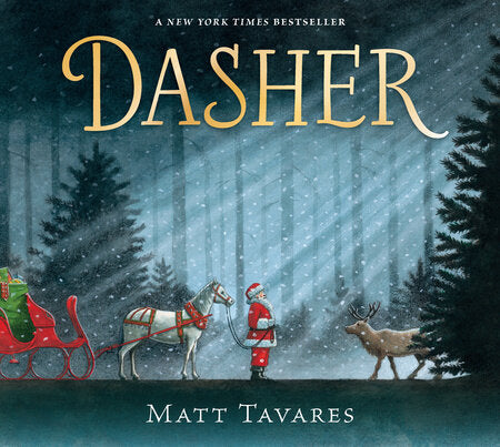 Dasher Picture Book
