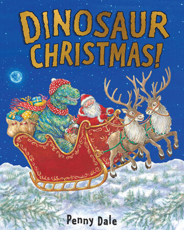 Dinosaur Christmas! Picture Book