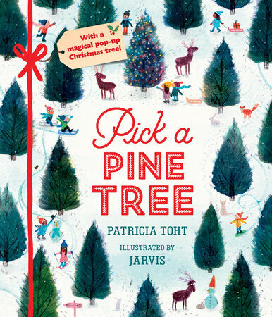 Pick A Pine Tree Picture Book
