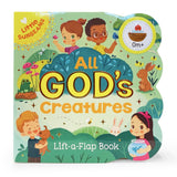 All God's Creatures Board Book - The Milk Moustache