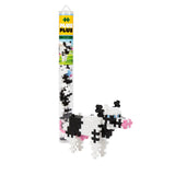 Plus-Plus Construction Toy - 70-Piece Character Tubes - The Milk Moustache