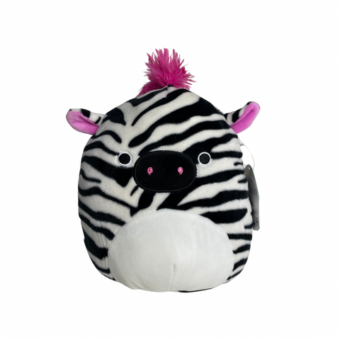 "8"" Tracey Zebra Squishmallow - The Milk Moustache"