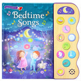Bedtime Songs Sound Book - The Milk Moustache