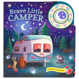 Brave Little Camper Sound Book - The Milk Moustache
