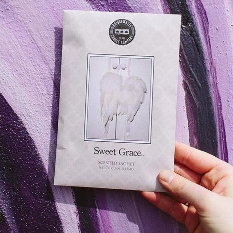 Bridgewater Sweet Grace Sachet - The Milk Moustache
