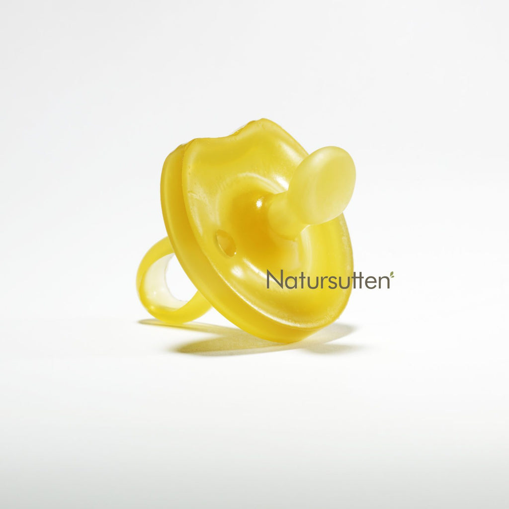 Natursutten Butterfly Orthodontic Pacifier - Small (0-6 months) - The Milk Moustache