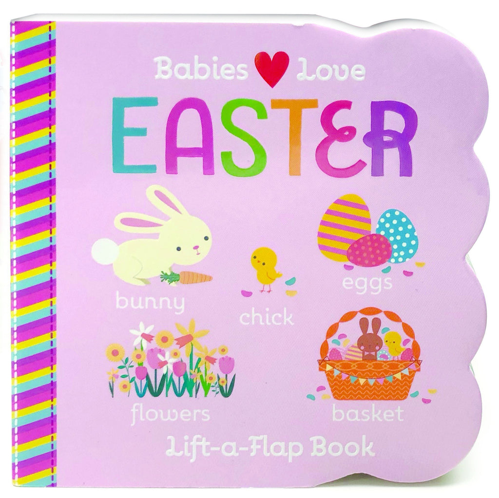 Babies Love Easter Board Book - The Milk Moustache