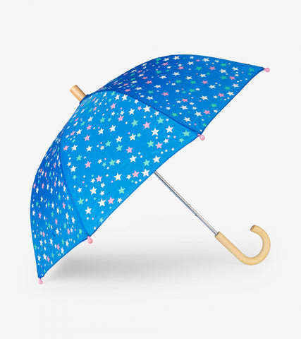 Hatley Umbrella - Galactic Stars - The Milk Moustache