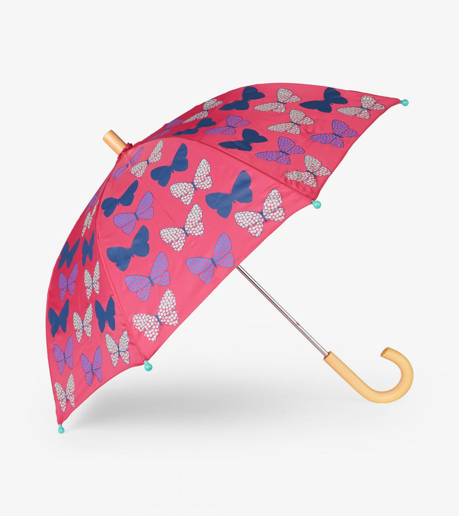 Hatley Umbrella - Spotted Butterflies - The Milk Moustache