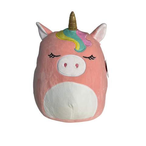 "12"" Ilene Unicorn Squishmallow - The Milk Moustache"