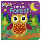 Touch & Feel Forest Sensory Board Book - The Milk Moustache