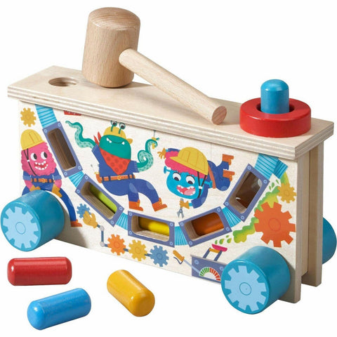 Haba Monster Rap Tap Bench