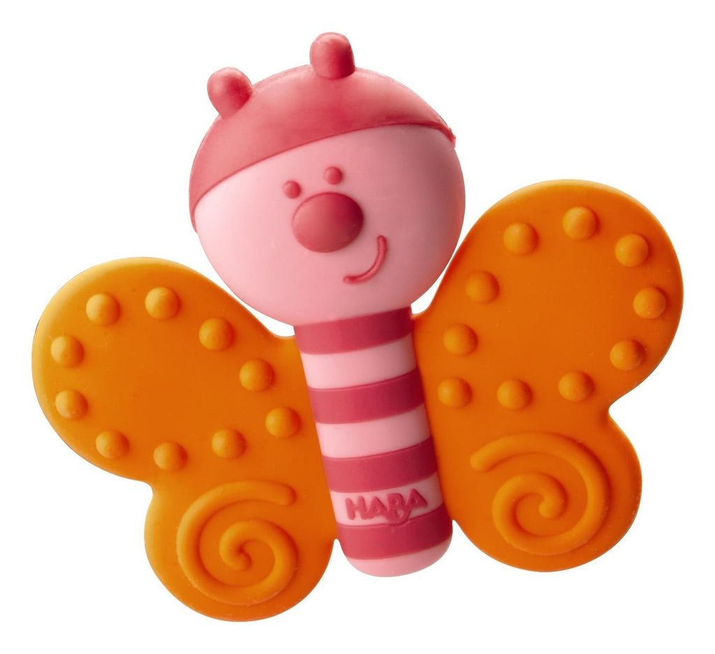 Haba Butterfly Clutching Toy - The Milk Moustache