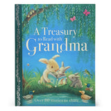 A Treasury to Read with Grandma Story Book - The Milk Moustache