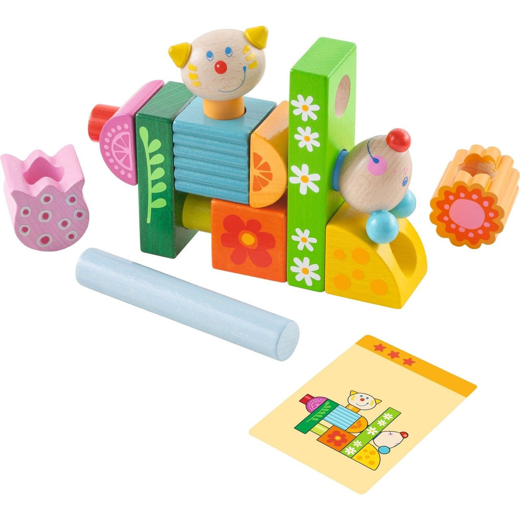 Haba Brain Builder Cat & Mouse Game