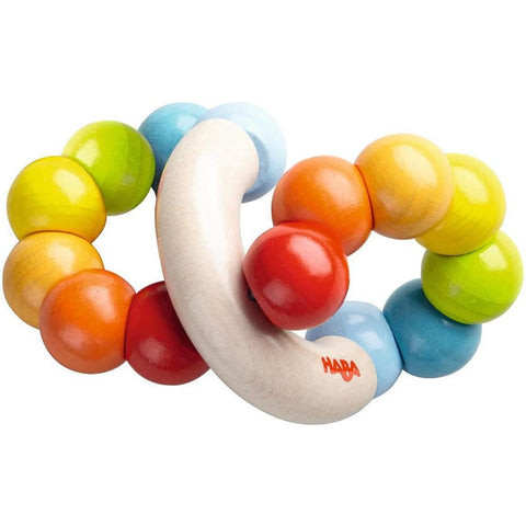 Haba Color Whorl Clutching Toy - The Milk Moustache