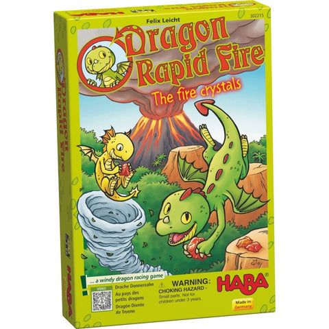 Haba Game : Dragon Rapid Fire - The Milk Moustache