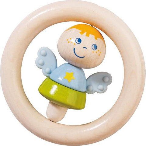 Haba Guardian Angel Anthony Clutching Toy - The Milk Moustache