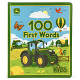 100 First Words John Deere - The Milk Moustache