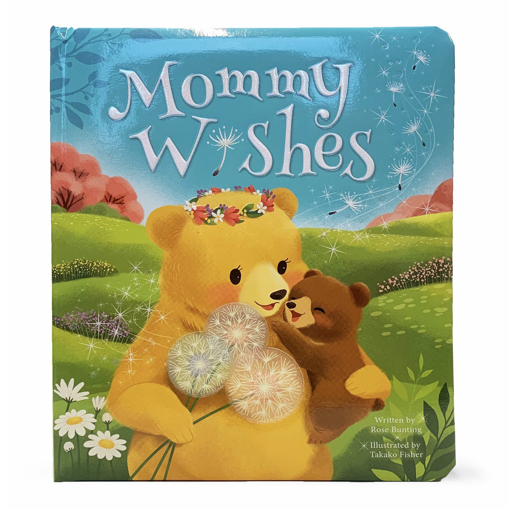 Mommy Wishes Board Book