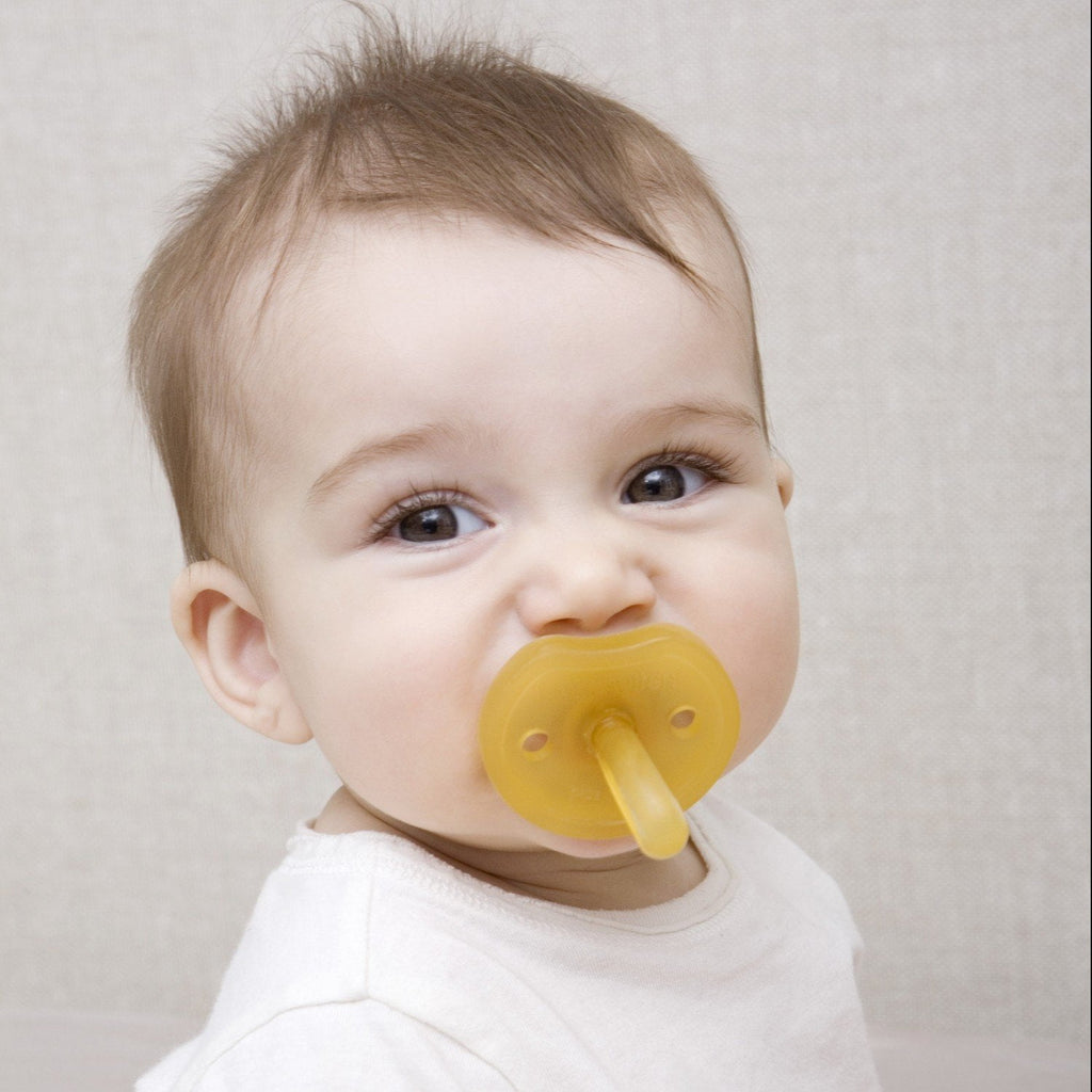Natursutten Butterfly Rounded Pacifier - Large (12+ months) - The Milk Moustache